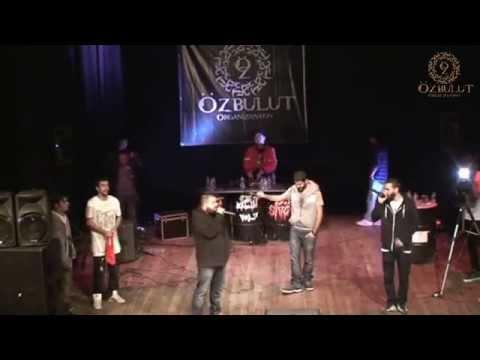 Jagged-Vaşak  Özbulut Organizasyon vol.3 Canlı Performans