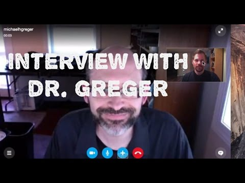 Interview with Dr Greger of NutritionFacts.org - Plant-Based Q&A