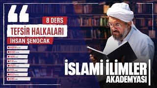 Tefsir - 170 - Fecr Sûresi (1- 30) - İhsan Şenocak