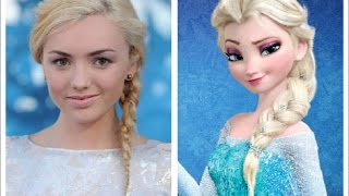 Disney Princess Lookalikes