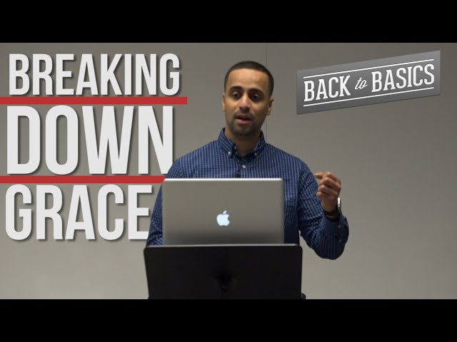 Understanding what Grace means!