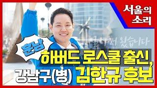 하버드 로스쿨 석사 출신 더불어민주당 서울 강남병 민주…