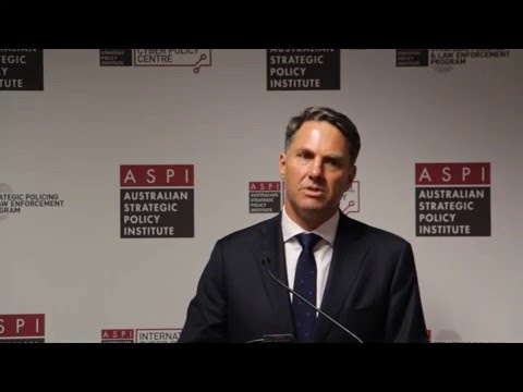 ASPI Presents: An evening with Richard Marles