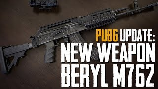 Video PUBG Update #20 | NEW WEAPON ON ALL MAPS, SCOOTER ADDED, QoL Changes download MP3, 3GP, MP4, WEBM, AVI, FLV Agustus 2018
