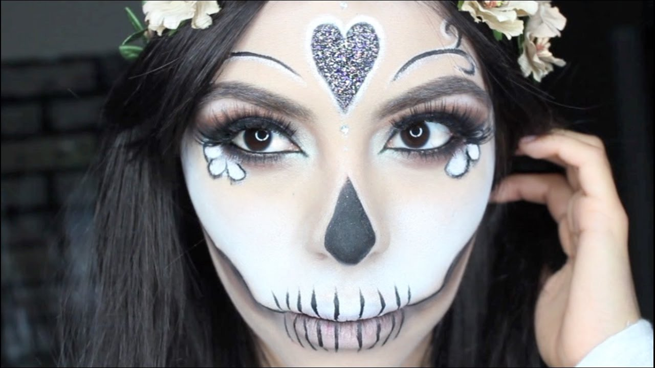 Maquillaje De Catrina Sencillo De Hacer Guay Ngtips