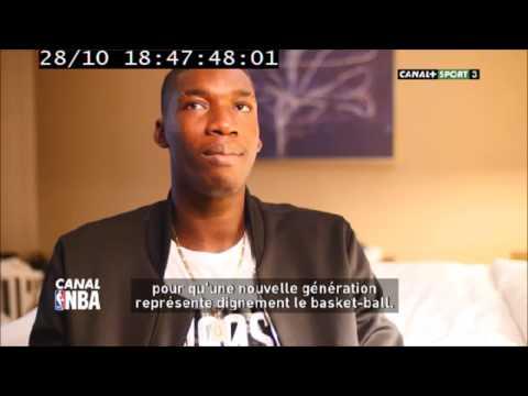 Cheick Diallo NBA draft journey - Canal NBA 28 octobre 2016