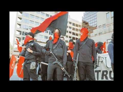 Frank Jorge onthe air on ANTIFA: is this the next Bolscevic Revolution?