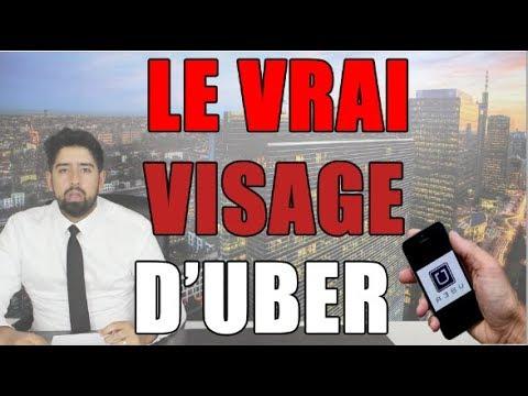 LE VRAI VISAGE D'UBER