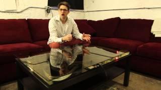 Cymaspace Interactive Infinity Mirror Table - Dev Video #1