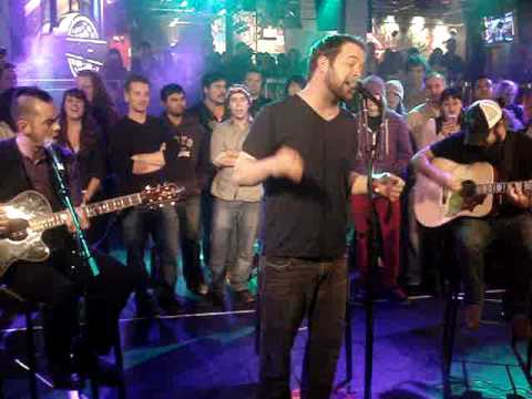 Finger Eleven  Paralyzer  Acoustic