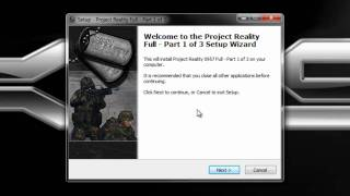 How to - BF2 Project Reality installieren [German]