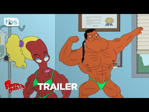 American Dad: ALL NEW EPISODES Premiere February 11 [TRAILER] | TBS