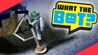 What the Bot? 💩 | Moon Landing