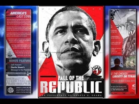 Alex Jones Movie (2009) Fall of the Republic Full Length HQ