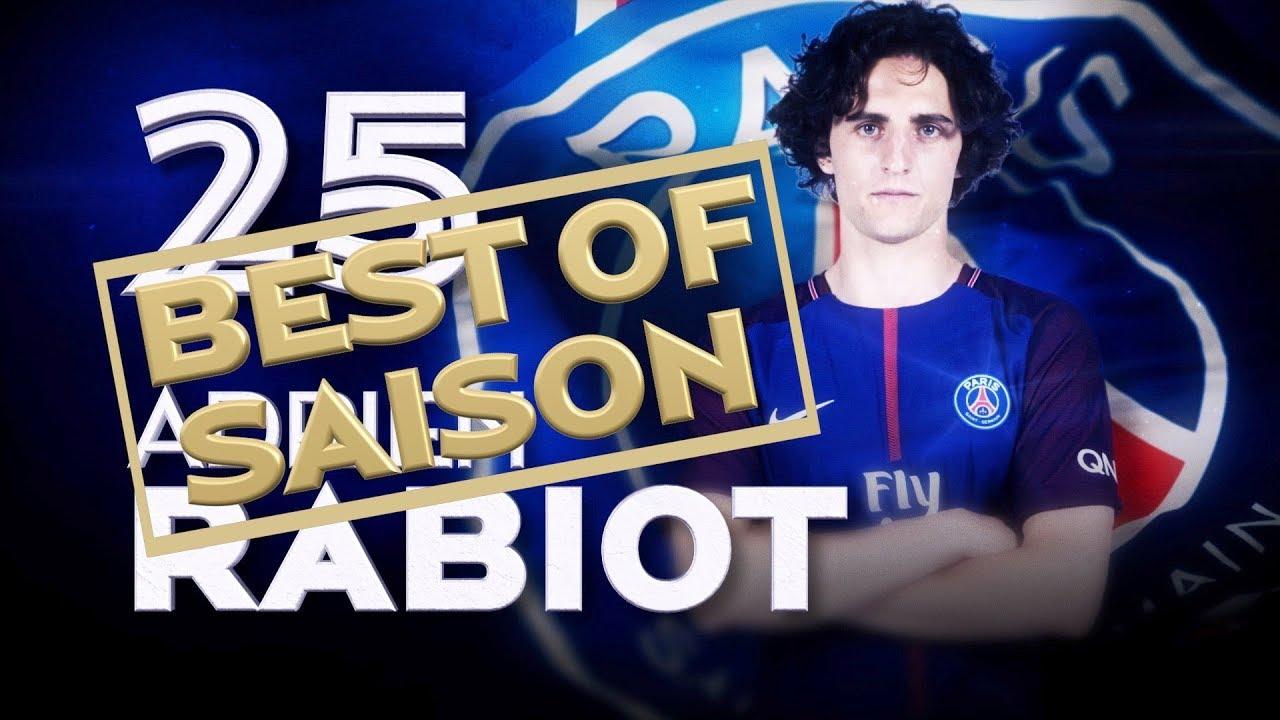 BEST OF 2017-2018 - ADRIEN RABIOT