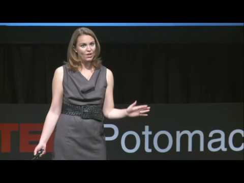 TEDxPotomac - Berit Oskey - Co-opetition: A Brave New Business World