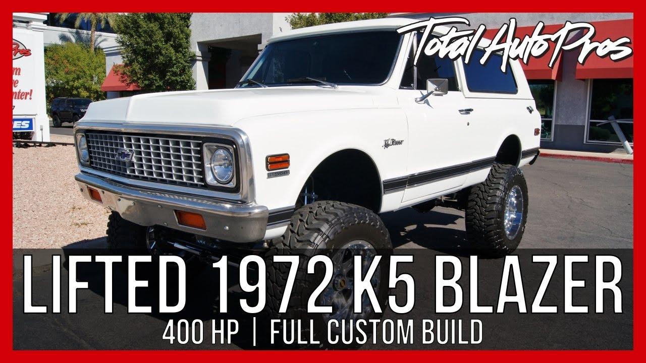 Blazer 1972 chevy k5 blazer : 1972 Chevrolet K5 Blazer | 400HP - YouTube