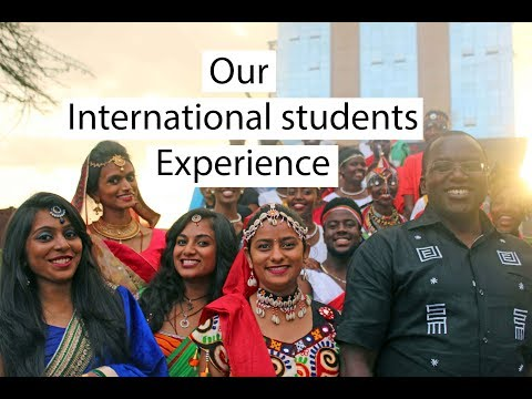 What Do Our International Students Say About Strathmore University?