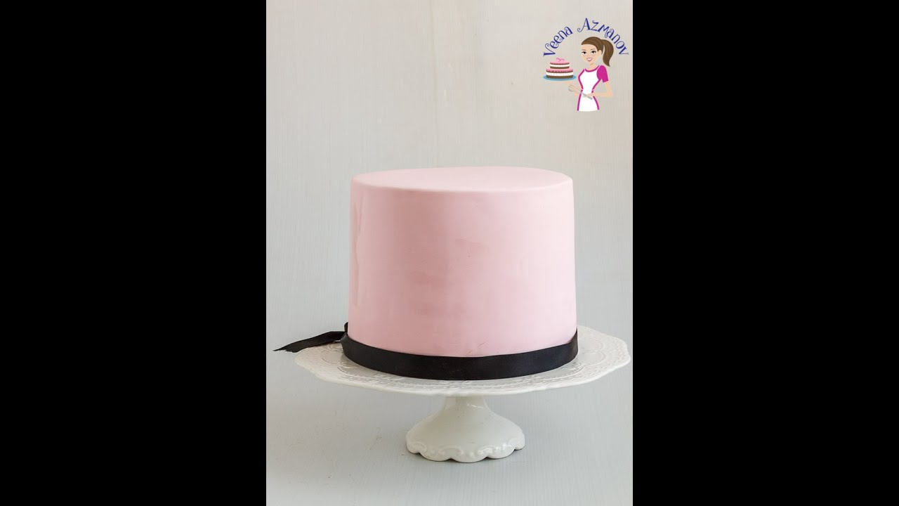 The BEST Homemade Fondant Recipe aka How to make fondant