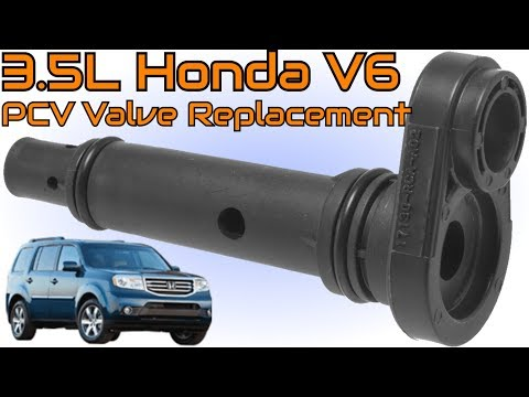 Honda Pilot PCV Valve Location & Replacement (2005-2017) • Cars Simplified Quick Tips