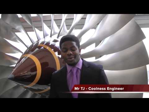 Imperial College London - Aeronautical Engineering L2 Applications Webcast - Making a turbine