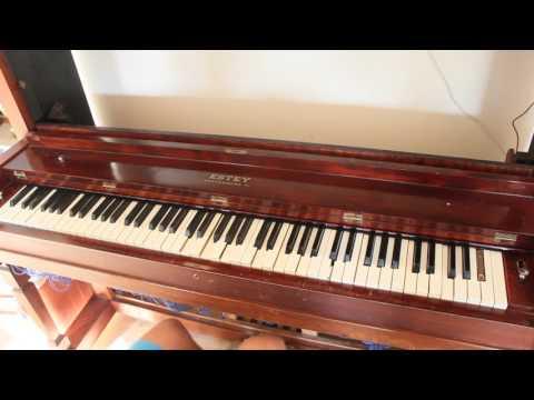 Hamelin's Circus Galop on MIDI Reed Organ
