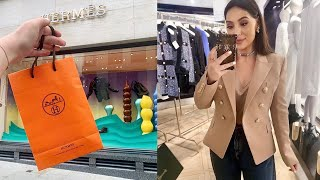 What I Bought From Hermes   Come Shopping With Me + 3 New Hermes Purchases ???