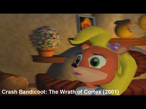 The times Coco Bandicoot is voiced by Debi Derryberry