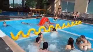 Espace aquatique camping vitamin' dieppe haute normandie