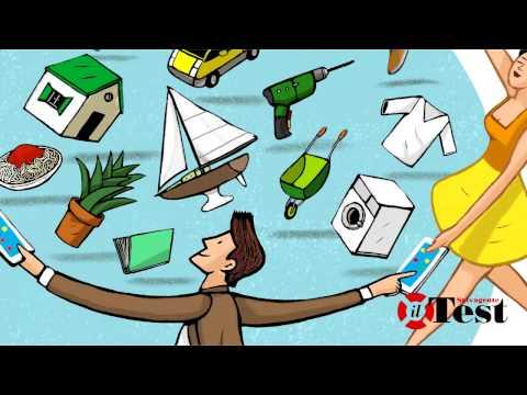 5 cose da sapere sulla sharing economy