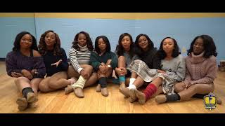"""Southern University Fabulous Dancing Dolls 2018 """"Forever Trippin Challenge"""""""