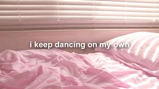 billie eilish - dancing on my own (lyric)