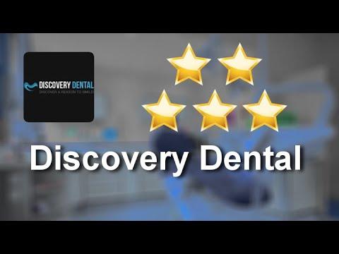 Discovery Dental AjaxImpressive5 Star Review by Angela Frazer
