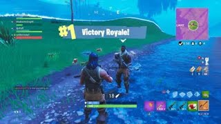 FORTNITE 720 NO SCOPE FOR GAME WINNING KILL!!!! STRAIGHT FILTHH