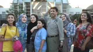 Elvi Sukaesih and family holiday at Umang Island