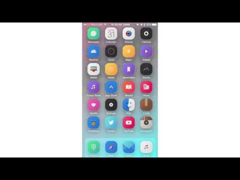 Theos iOS 9 | Read System Information using UIDevice | iOS App Development