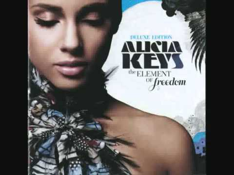 Alicia Keys - That's How Strong My Love Is (with Lyrics)