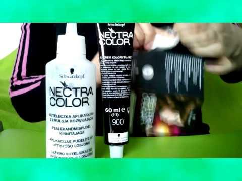 farba nectra color schwarzkopf - Nectra Color Schwarzkopf
