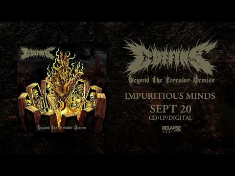COFFINS - Impuritious Minds (OFFICIAL AUDIO)