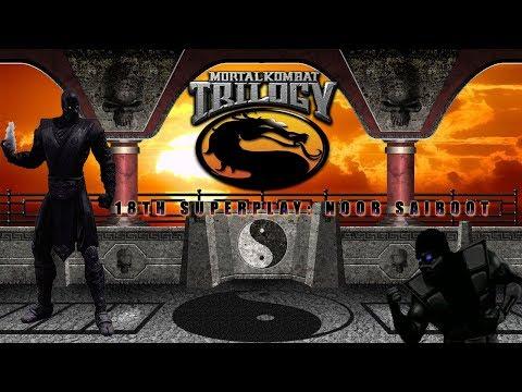 Mortal Kombat Trilogy  Noob Saibot【TAS】