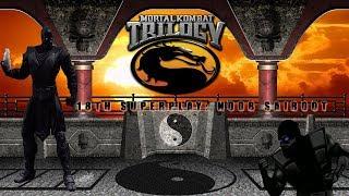 Mortal Kombat Trilogy - Noob Saibot【TAS】