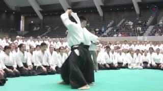 12th International Aikido Federation Congress - Class Highlights: Ueshiba Mitsuteru