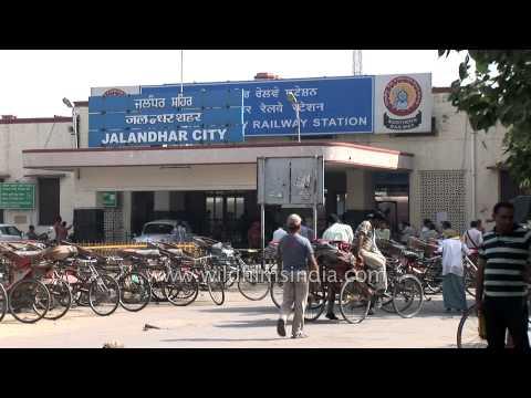 Jalandhar Railway station