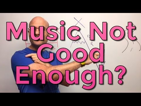 Frustrated Because Your Music Isn't Good Enough?