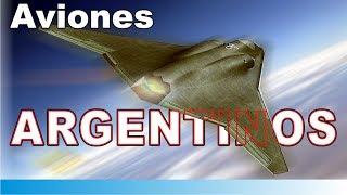 AVIONES ARGENTINOS