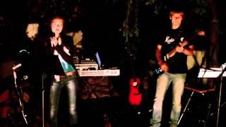 Bon Jovi - You Give Love a Bad Name Cover by Nuno Gonçalo e Catarina Távora