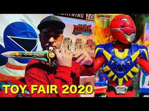Power Rangers 2020 Toy Fair (Lightning Collection Dragon Dagger Mighty Morphin)