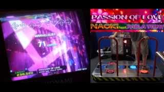 OMG KON! - PASSION OF LOVE (Double Expert) PFC AAA on DDR SuperNOVA2