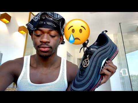 Lil Nas X Apologizes for Satan Shoe
