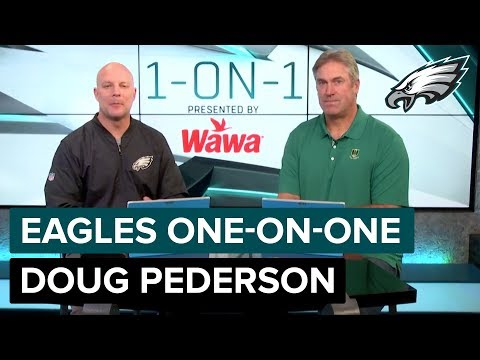 Head Coach Doug Pederson Analyzes Carson Wentz's Return & More | Eagles One-On-One